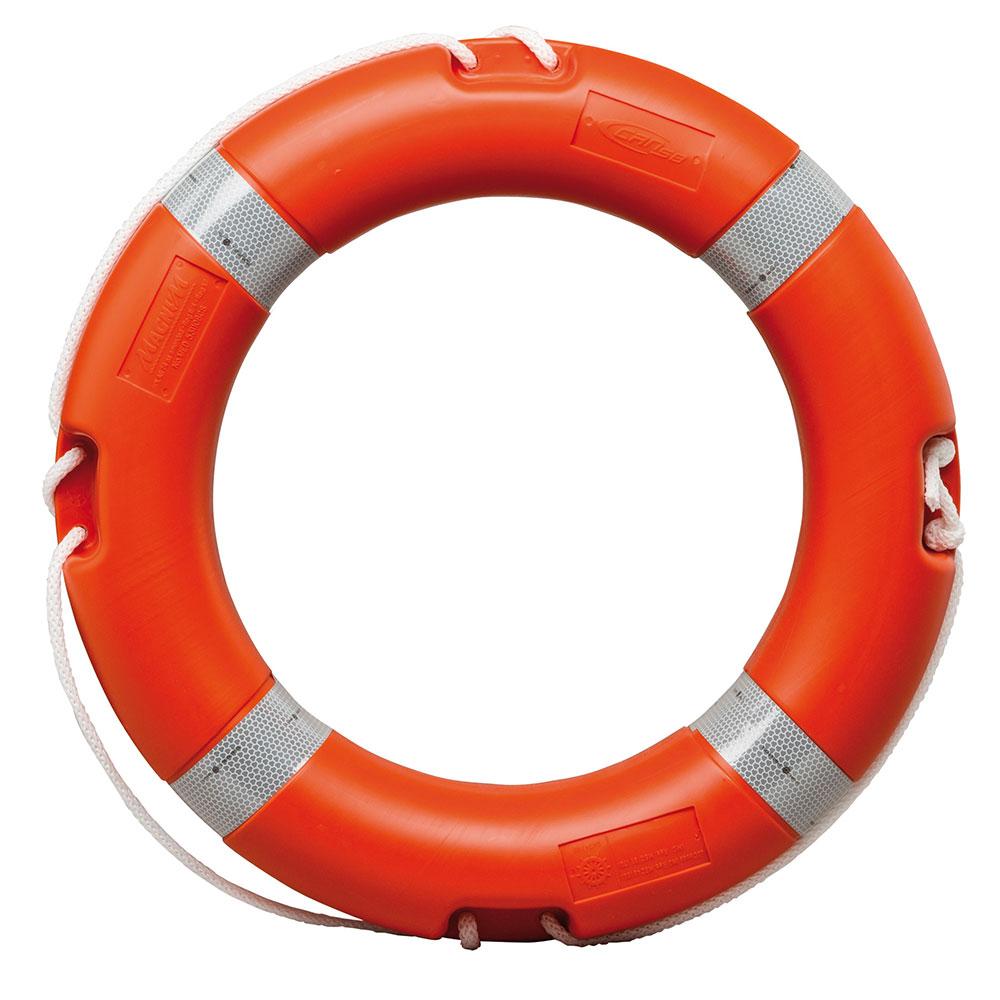 Mooring buoys and life buoys